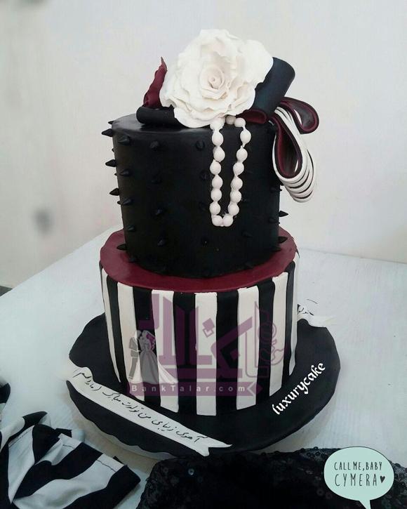 پخت کیک خرمی نژاد اهواز