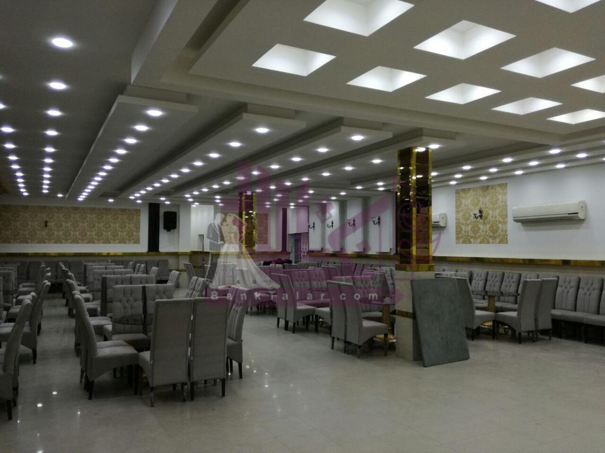 تالار عروسی عسل اهواز